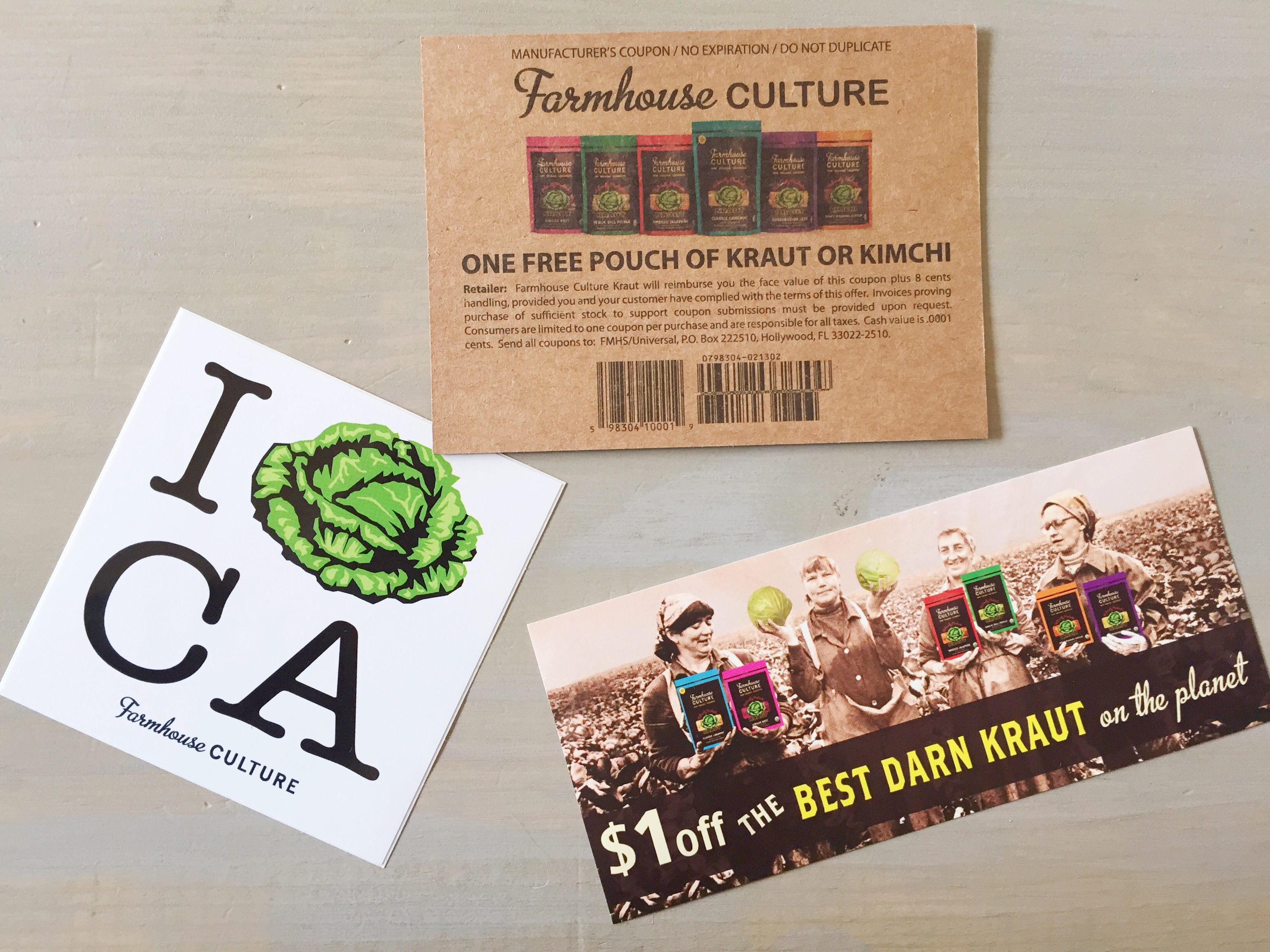 Weekend Giveaway Farmhouse Culture Saurkraut