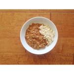 Paleo Gumbo + Cauliflower Rice.